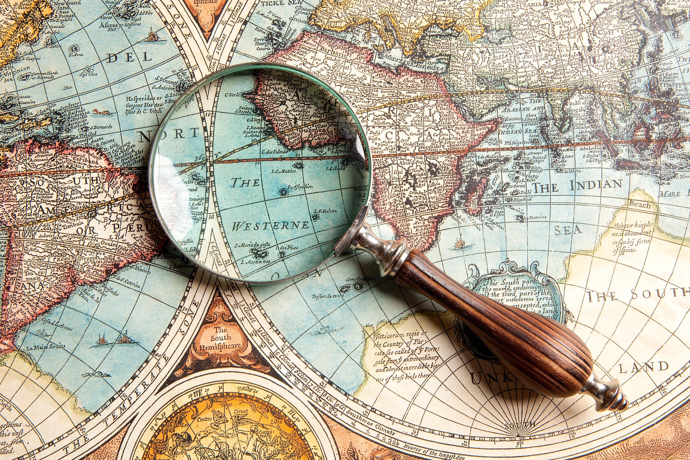Практическая география